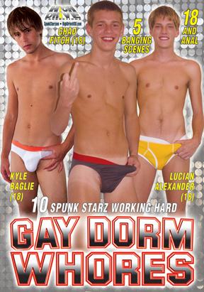 GayDormWhoresDVDCoverfront